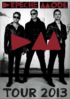 Depeche Mode vende más de 25.000 entradas en un día