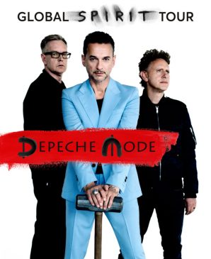 Depeche Mode llevará su Global Spirit Tour a Latinoamérica en 2018