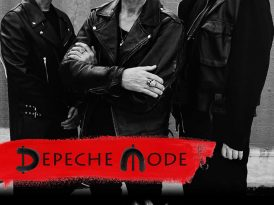 Depeche Mode regresa a Europa y actuará en Barcelona y Madrid