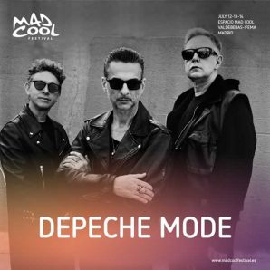 Depeche Mode actuará en el Mad Cool 2018