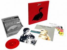 Depeche Mode lanza sus singles en vinilo