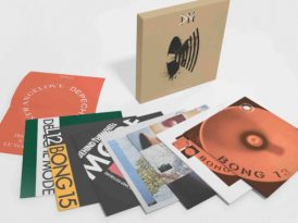 Depeche Mode lanza los maxis en vinilo de Black Celebration y Music for the Masses