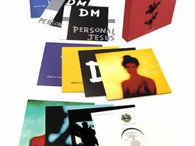 Depeche Mode celebra 30 años de Violator con la edición en vinilo de sus maxis